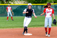 BSHS Softball vs Sweetwater, 3/21/2017