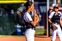 BSHS Softball vs Wylie, 4/7/2017