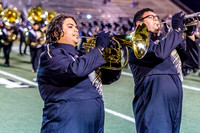 BSHS Band at Graham Football, 10/6/2017