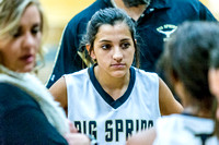 BSHS Women's Basketball vs Monahans, 11/21/2017
