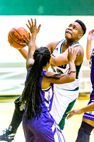 Kejunna Holmes Fouled While Shooting