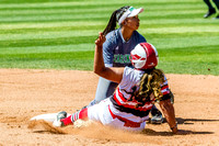 HC Softball vs Clarendon, Region V West Tournament, Game 2: 5/5/2018