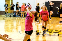 BSHS Volleyball vs Greenwood, 8/4/2018