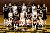 Basketball Group Picture, 11/29/2011