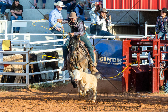 Kelton Cropper - Tie Down Roping