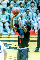 HC Men's Basketball at New Mexico Military Institute, 2/22/2018