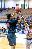 HC Men's Basketball at South Plains, 2/8/2018