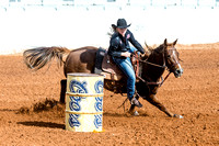 Courtney Schiel - Barrel Racing