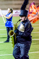 BSHS Band at Sweetwater Football, 9/8/2017